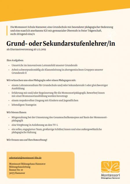 Stellensuche_09_2019_Elternzeitvertretung_web