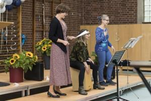 Montessori Bildungshaus Hannover gGmbH - Abschlusszeremonie Abijahrgang 2021 (2021-07-02)